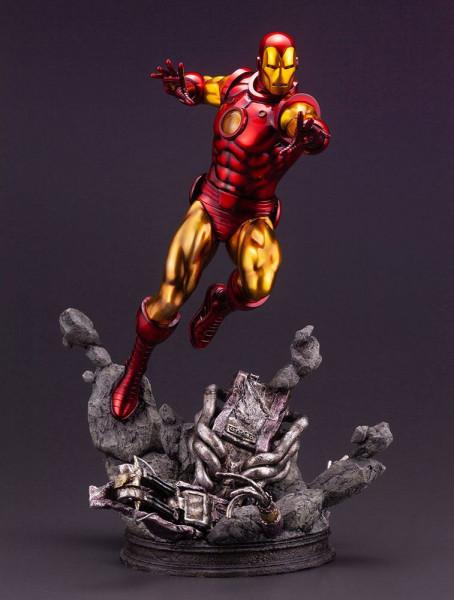 Aus Kotobukiya´s ´Marvel Avengers Fine Art´-Reihe kommt diese detaillierte Resin-Statue von Thor! Das hochwertige Sammlerstück im Maßstab 1/6 ist ca. 42 cm groß.