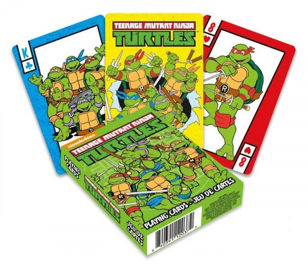 - Qualitativ hochwertige Spielkarten<br />- Offiziell lizenziert<br />- Verpackung: Bedruckter Karton<br />- 54er Blatt fuer Poker, Skat, etc.<br />- Kartengroesse ca. 6 x 9 cm