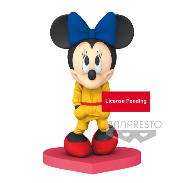 Aus Banpresto's ´Disney Best Dressed Q Posket´-Reihe kommt diese super-niedliche Figur. Sie ist ca. 10 cm groß und wird in einer Geschenkbox geliefert.