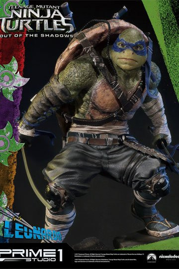 Teenage Mutant Ninja Turtles Out of the Shadows 1/4 Statue Leonardo 61 cm