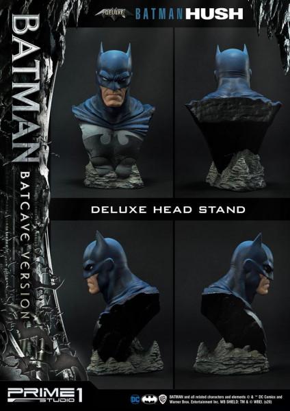 """Prime 1 Studio präsentiert diese fantastische Statue von Batman aus DC Comics' """"Batman: Hush"""". Die im Maßstab 1/3 gehaltene Statue ist ca. 88 x 73 x 58 cm groß und wurde aus hochwertigem Polystone gefertigt.<br /><br />Das edle Sammlerstück wird mit anspr"""