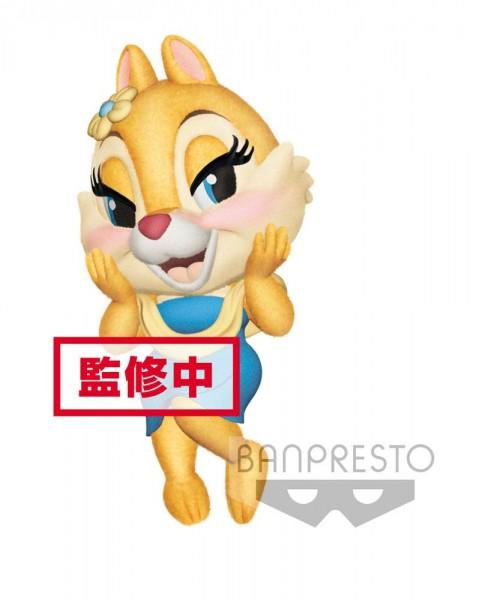 Aus Banpresto's Disney Fluffy Puffy-Reihe kommt diese super-niedliche Figur. Sie ist ca. 7 cm groß und wird in einer Geschenkbox geliefert.