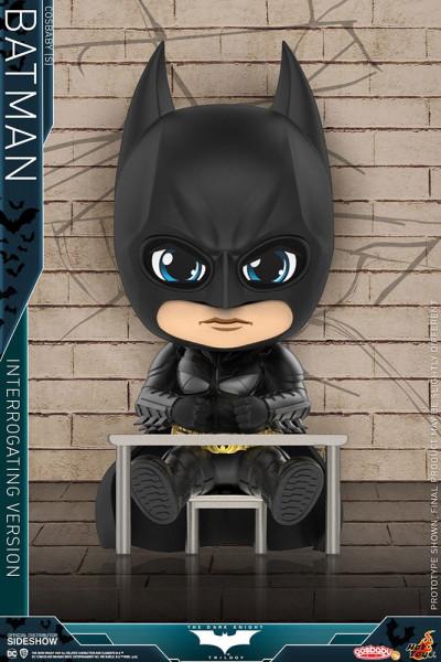 """Zur """"Dark Knight"""" Trilogie kommt diese niedliche Figur aus der """"Cosbaby""""-Reihe. Sie ist ca. 12 cm groß."""