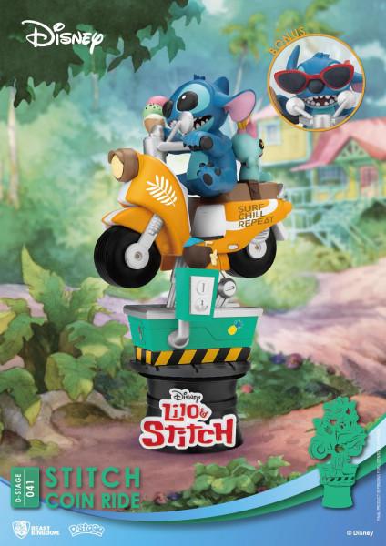 """Beast Kingdom Toys präsentiert dieses detailreiche Diorama aus der """"D-Stage""""-Reihe. Das aus PVC gefertigte Sammlerstück ist ca. 16 cm groß und wird in einer Blisterverpackung geliefert."""