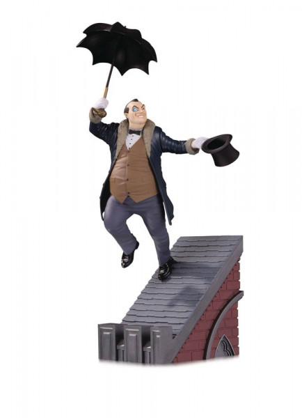 Aus dem DC Comics Universum kommt diese detailreiche Statue aus hochwertigem Resin. Sie ist ca. 23 cm groß und kann einzeln oder als Teil einer 6-teiligen Statue präsentiert werden. <br /><br />Jede Statue ist auf 5000 Stück limitiert.