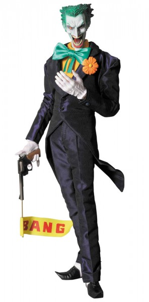 DC Comics RAH Actionfigur 16 The Joker (Batman Hush) 30 cm
