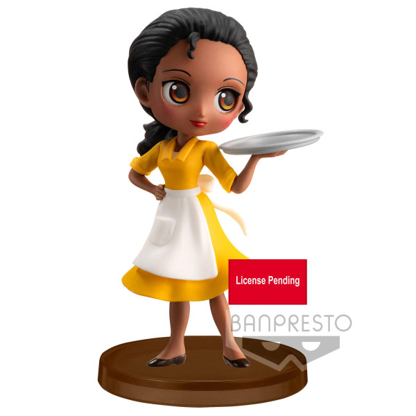 """Aus Banpresto's """"Disney Q Posket Petit""""-Reihe kommt diese super-niedliche Figur. Sie ist ca. 7 cm groß und wird in einer Geschenkbox geliefert."""
