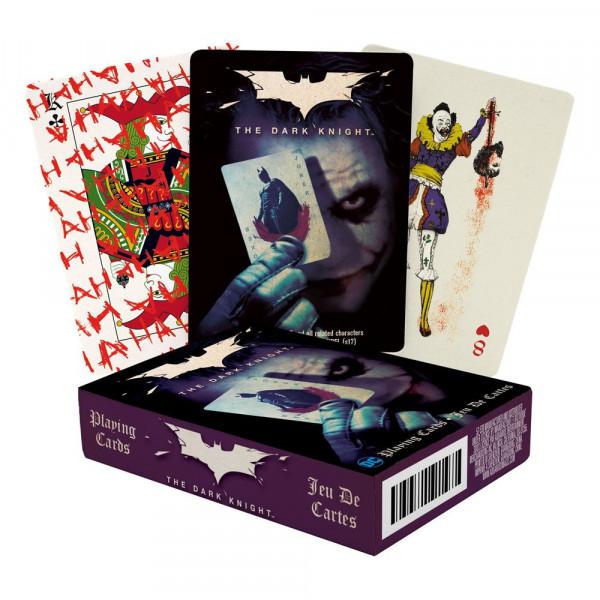 The Dark Knight Spielkarten Joker