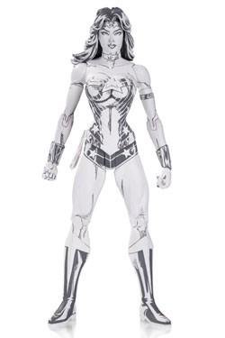 Aus DC Collectibles 'BlueLine Edition' kommt diese detailreiche Actionfigur. Sie ist ca. 17 cm gross und wird in einer Fensterbox zum Aufklappen geliefert.