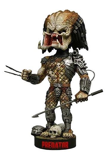 Die detailreiche Wackelkopf Figur aus NECAs ´Head Knockers´-Reihe ist ca. 23 cm groß und wurde aus hochwertigem Resin gefertigt.<br /><br />