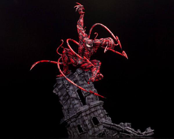 Aus Kotobukiya´s ´Marvel Classic Fine Art´-Reihe kommt diese detaillierte Resin-Statue von Carnage! Das hochwertige Sammlerstück im Maßstab 1/6 ist ca. 60 cm groß.
