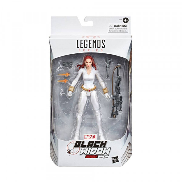 """Aus Hasbros """"Marvel Legends"""" Reihe kommt diese voll bewegliche Actionfigur. Sie ist ca. 15 cm groß und wird inkl. Zubehör in einer Fensterbox geliefert.<br /><br /><b>Wichtiger Hinweis: Aufgrund der großen Nachfrage für diesen Artikel kann es bei Ausliefe"""