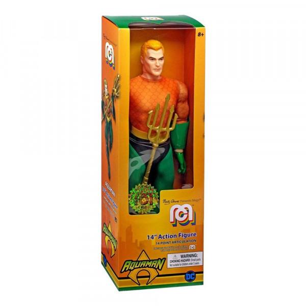 Offiziell lizenzierte Actionfigur mit echter Stoffkleidung Sie ist ca. 36 cm groß und wird in einer Fensterbox geliefert.