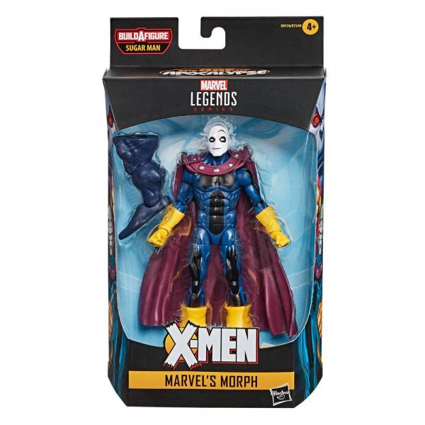"""Aus Hasbros """"Marvel Legends"""" Reihe kommt diese voll bewegliche Actionfigur. Sie ist ca. 15 cm groß und wird inkl. Zubehör in einer Fensterbox geliefert."""