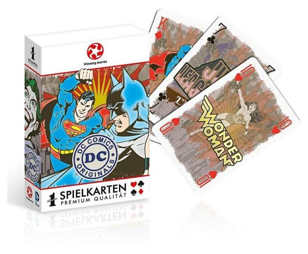 Offiziell lizenziertes Number 1 Spielkarten-Set mit 54 Spielkarten inkl. 2 Joker.