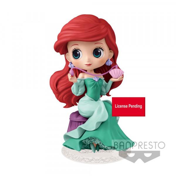 Aus Banpresto's ´Disney Q Posket Perfumagic´-Reihe kommt diese super-niedliche Figur. Sie ist ca. 12 cm groß und wird in einer Geschenkbox geliefert.