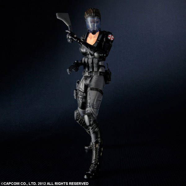 Resident Evil Operation Raccoon City Play Arts Kai Actionfigur Lupo 23 cm