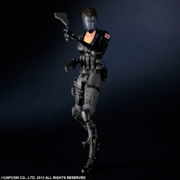 Resident Evil Operation Raccoon City Play Arts Kai Actionfigur Lupo 23 cm