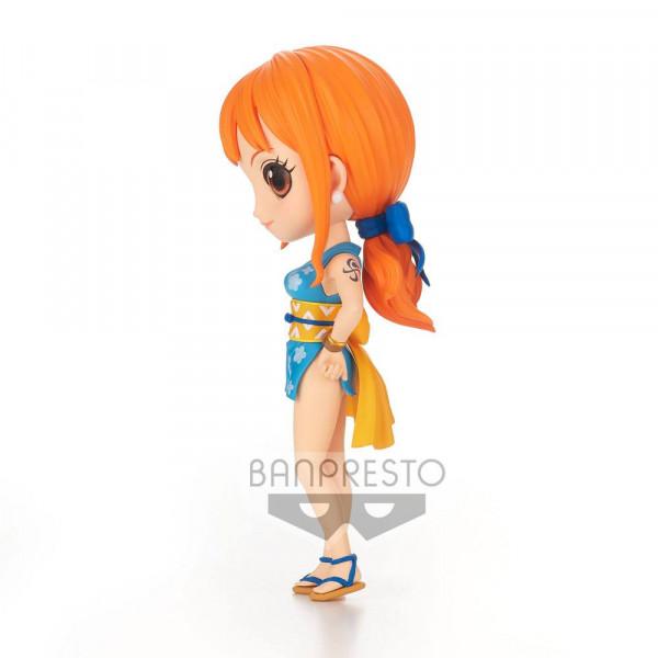 Zur beliebten Anime-Serie ´One Piece´ kommt diese super-niedliche Figur. Sie ist ca. 14 cm groß und wird in einer Geschenkbox geliefert.