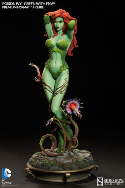 DC Comics Premium Format Figur 1/4 Poison Ivy Green with Envy 53 cm
