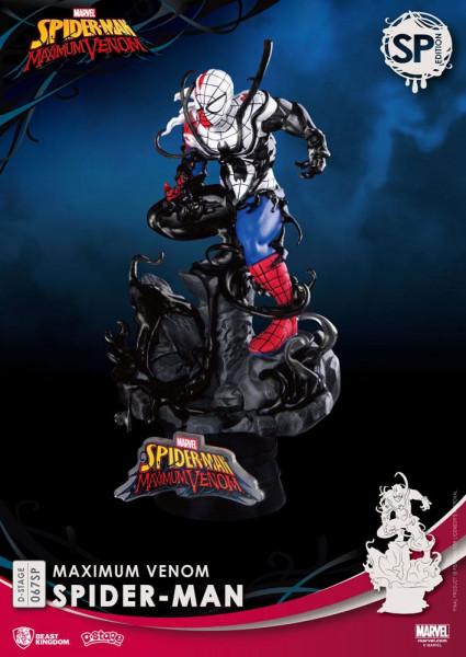 """Beast Kingdom Toys präsentiert dieses detailreiche Diorama aus der """"D-Stage""""-Reihe. Das aus PVC gefertigte Sammlerstück ist ca. 16 cm groß und wird in einer Blisterverpackung geliefert.<br /><br />Weltweit auf 4500 Stück limitiert."""