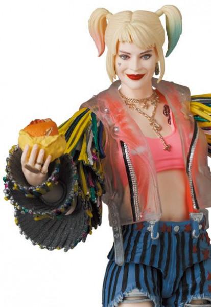 Aus Medicoms hochwertiger `Miracle Action Figures´-Reihe kommt diese fantastische Actionfigur von Homelander aus dem Film `Birds Of Prey´. Das 15 cm große Sammlerstück wird in einer Fensterbox geliefert.