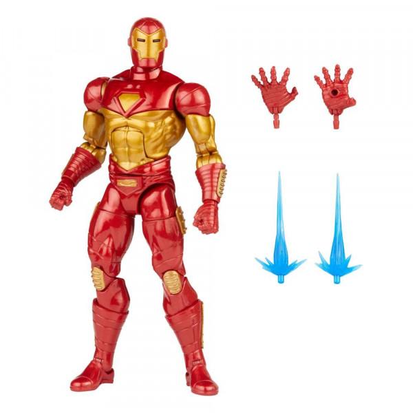 Dieses 'Build-A-Figure'-Sortiment aus Hasbros ´Marvel Legends´-Reihe enthält 8 detailreiche Actionfiguren. Jede Figur ist ca. 15 cm groß und kommt mit Teilen für eine weitere Figur. Hat man alle Teile, kann man damit Ursa Major zusammenbauen.<br /><br />E