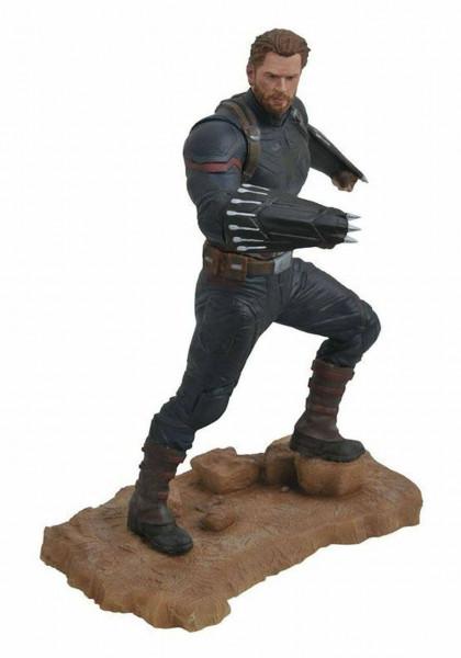 Aus Diamond´s ´Marvel Gallery´ Reihe kommt diese coole PVC Statue. Sie ist ca. 23 cm groß und wird in einer Fensterbox geliefert.
