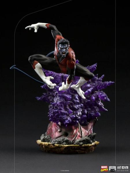 Aus dem Marvel Universum kommt diese offiziell lizenzierte Statue aus Resin. Die im Maßstab 1/10 gehaltene Statue ist ca. 20,5 x 13 x 18 cm groß und kommt mit passender Diorama-Base.