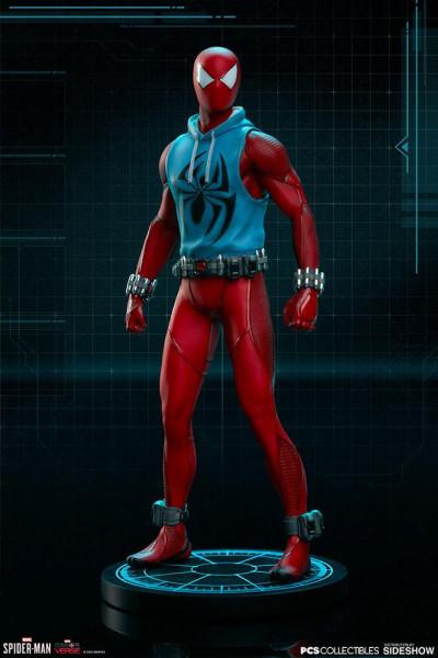"""Pop Culture Shock präsentiert diese detailreiche Statue zum Videospiel """"Marvel's Spider-Man"""".<br /><br />Die hochwertige Resin-Statue im Maßstab 1/10 ist ca. 19 cm groß."""