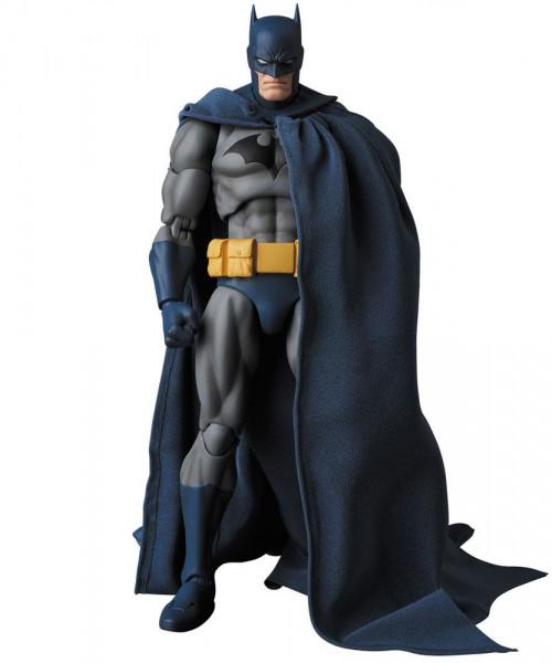 Aus Medicoms hochwertiger `Miracle Action Figures´-Reihe kommt diese fantastische Actionfigur von Batman aus dem animierten Superheldenfilm `Batman Hush´. Das 16 cm große Sammlerstück wird in einer Fensterbox geliefert.